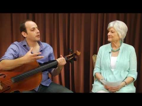 Cellist Mike Block teaches a music camp in Vero on Arts in Depth