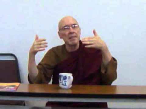 Ven. Bhikkhu Bodhi Speaks to Dharma Seal Youth Group - 2/3