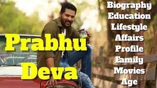 Prabhu Deva Biography | Age | Family | Affairs | Movies | Education | Lifestyle and Profile