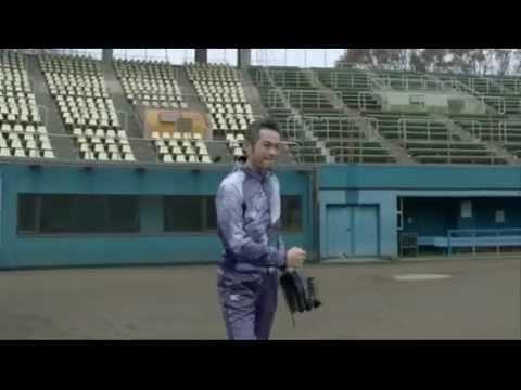 【Ichiro】Laser beam ! Amazing pitching【Sato Pharmaceutical CM】
