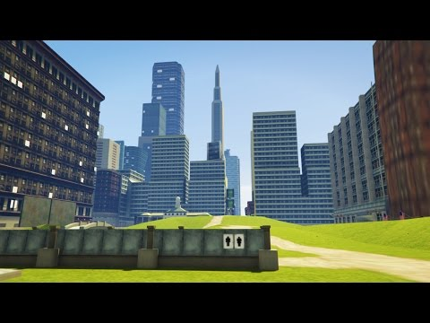 GTA 3 Liberty City Converted To GTA V