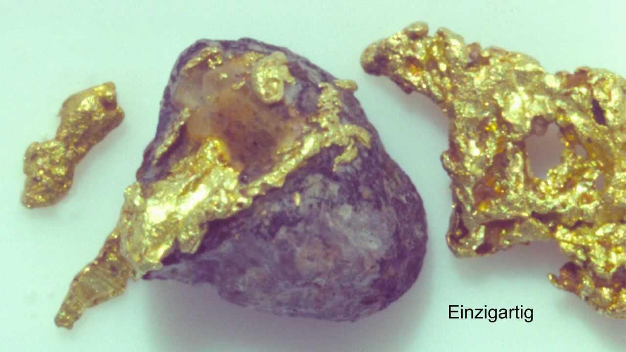 Gold Im Rhein