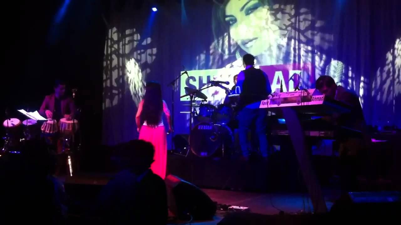 Aryana Live in Aarhus Denmark