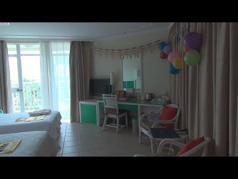 Hotel Resort Intime Sanya Room C321. Отель Резорт Интайм номер С321. Китай, Хайнань, Дадунхай, Санья