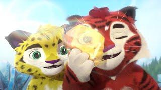 Лео и Тиг — Лесные приключения — Сборник мультфильмов