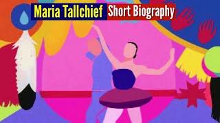 Maria Tallchief Google Doodle In U.S