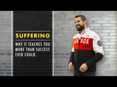WHY SUFFERING TEACHES YOU MORE THAN SUCCESS