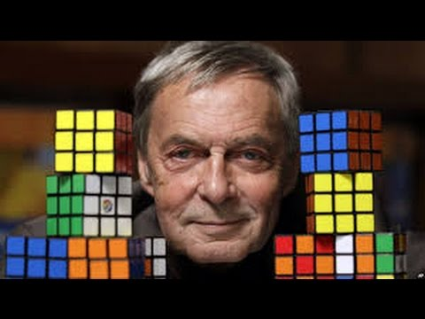 Great Inventors- Episode #1 Ernő Rubik