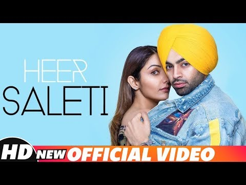 Jordan Sandhu | Heer Saleti (Official Video) | Sonia Maan | Bunty Bains  | Latest Punjabi Songs 2018
