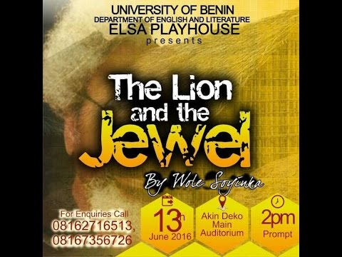 Elsa PlayHouse Drama : The Lion and The Jewel Part 2