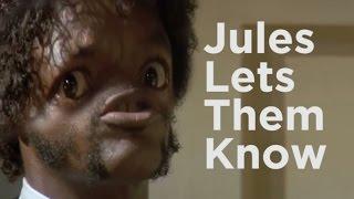 Jules Lets Them Know (Pulp Fiction Ezekiel Speech)
