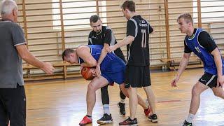 Turniej koszykówki o puchar dyrektora 'metalówki'