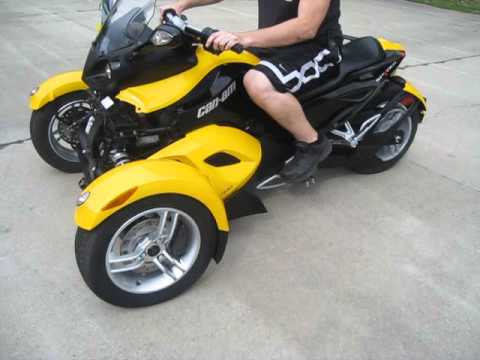 2009 can am spyder rs for sale www racersedge411 com youtube. Black Bedroom Furniture Sets. Home Design Ideas