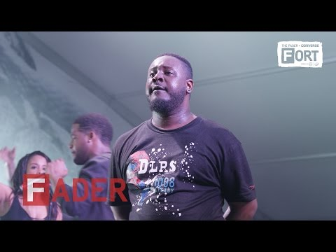 """T-Pain, """"All I Do Is Win"""" - Live at The FADER FORT Presented by Converse"""