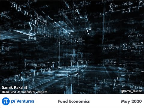 Economics of a Fund