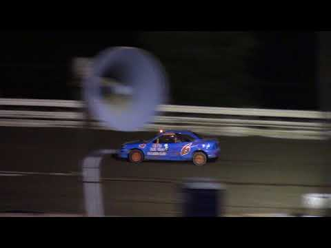 Hummingbird Speedway (9-9-17): Aaron's of DuBois Front-Wheel Drive Four-Cylinder Heat Race #2