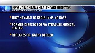 New director announced for Montana VA Health Care System