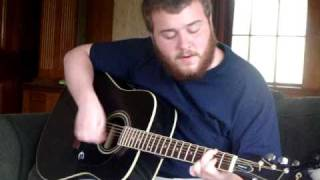 Finch- Letters to you acoustic cover by Joey Cahill