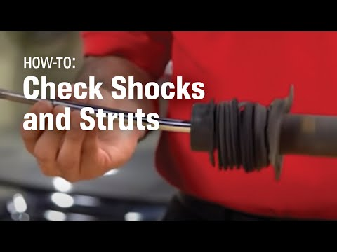 When To Replace Car Shocks And Car Struts - AutoZone Car Care