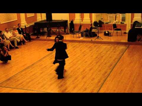 Damian Thompson and Mariana Ancarola - Tango in Harlem