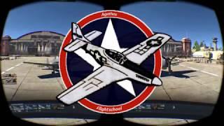 War Thunder Full Realism - VR ground attack tutorial (bombs & rockets)
