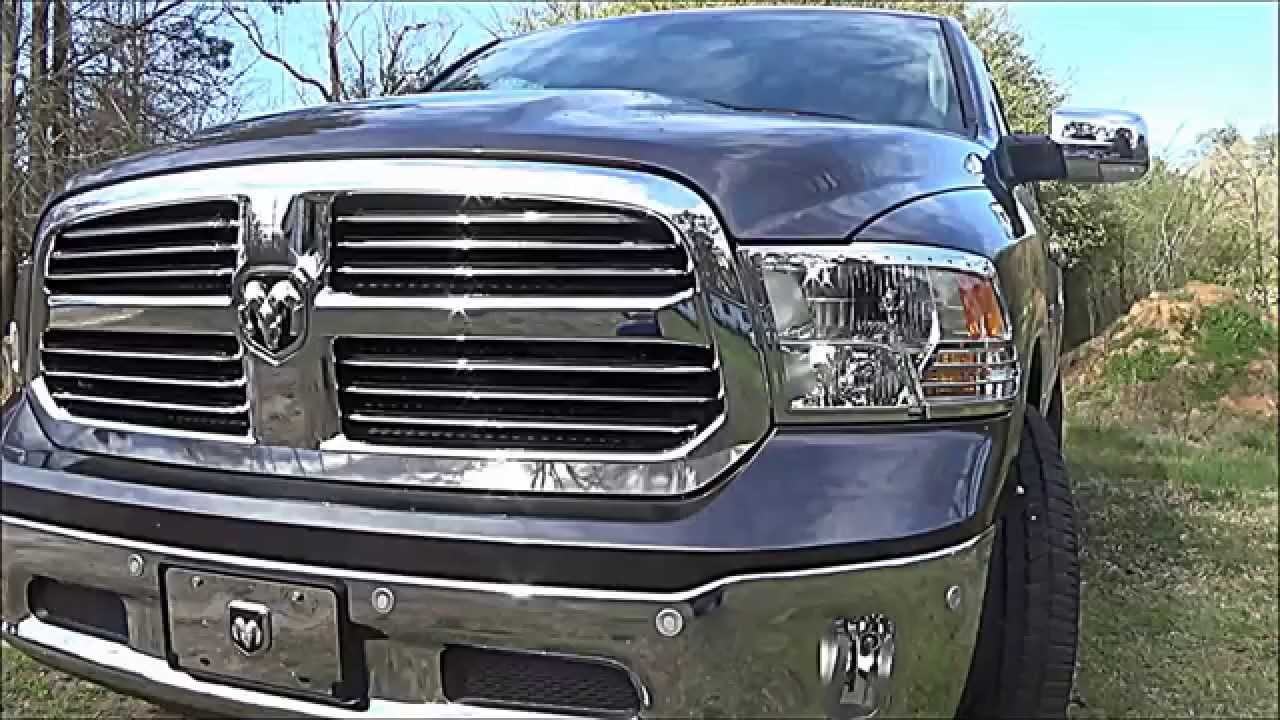 Lone Star Dodge >> 2015 Ram 1500 Lone Star Crew Cab 4x2 - YouTube