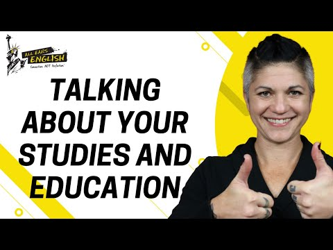 7+ IELTS Vocabulary for Talking about your Studies and Education