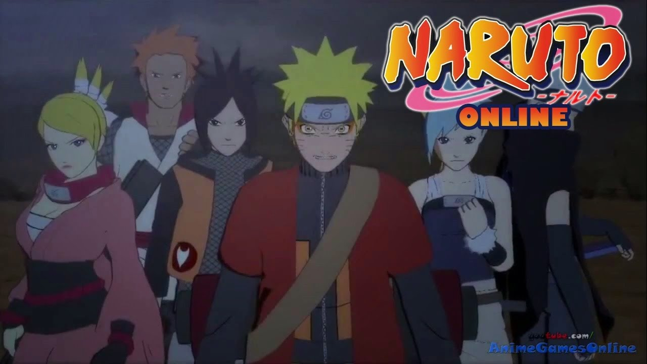 naruto online how to use the team builder site