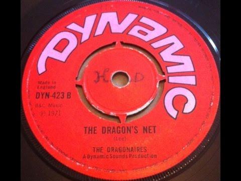 THE DRAGONAIRES Dragon's Net  [ Slicker Johnny (Too) Bad riddim ] (1971)