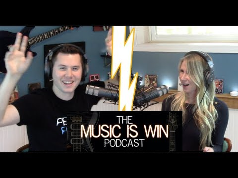 Can my PRS Djent, How Bethany and I Met, and more (Q&A Episode) - The Music is Win Podcast | Ep. 5