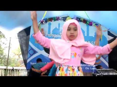 Lucu Dan Gemes!! Tarian Lagu Kun Anta Anak-anak Zaman Now