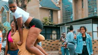 Nyoka Ya Shaba: Behind The Scenes | SMS Skiza 8088081 to 811