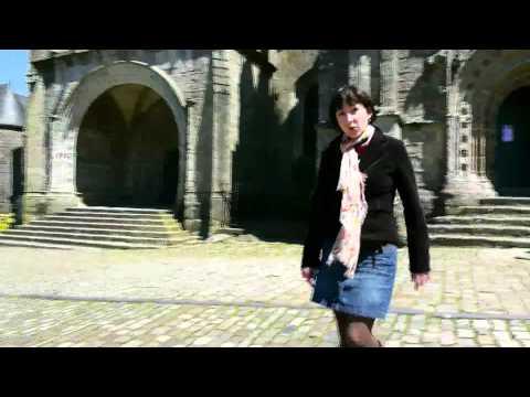Quimper - Bienvenue en Finistère - vidéo Tébéo - Bretagne