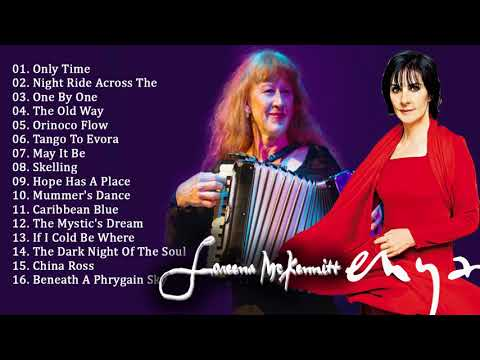 The Best of Loreena McKennit,ENYA - Best Female Voices Of New Age Music Celtic Woman Relax