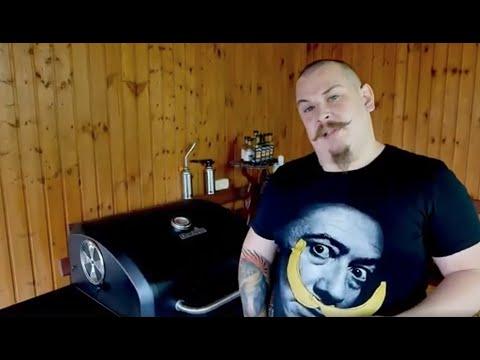 Угольный хит -  Char-Broil Performance 580 на канале Михайлик Жарит.