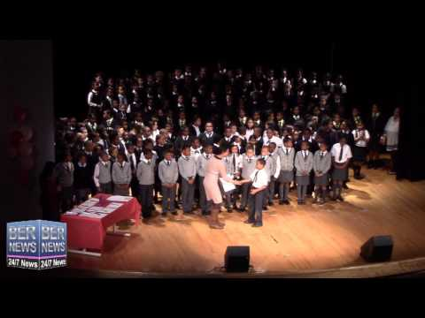 Primary School Choir Competition Winner Announced, February 13 2015