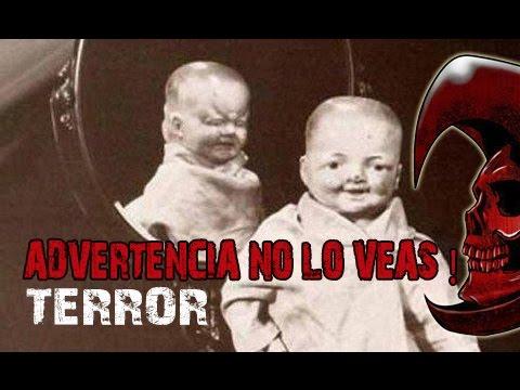 ADVERTENCIA NO VEAS ESTE VIDEO ! TERROR @OxlackCastro