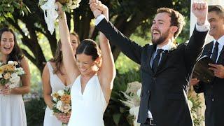 Reagan & Travis' Wedding Ceremony | Barr Mansion