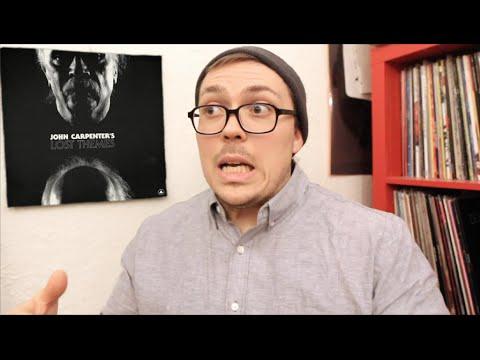 John Carpenter - Lost Themes ALBUM REVIEW