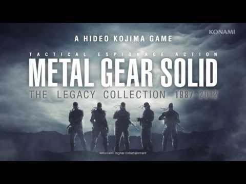 Relive 25 years of sneaking missions in this Metal Gear Solid: Legacy Collection trailer