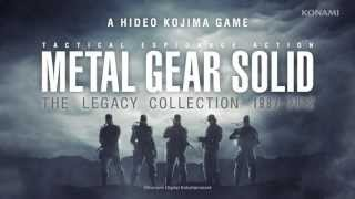 METAL GEAR SOLID: THE LEGACY COLLECTION Trailer