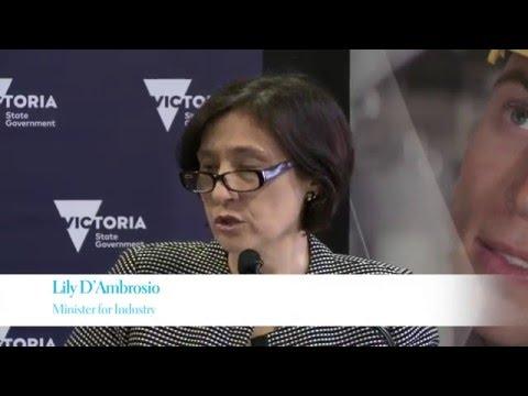 Growing Victoria's Priority Industry Sectors to Create Jobs