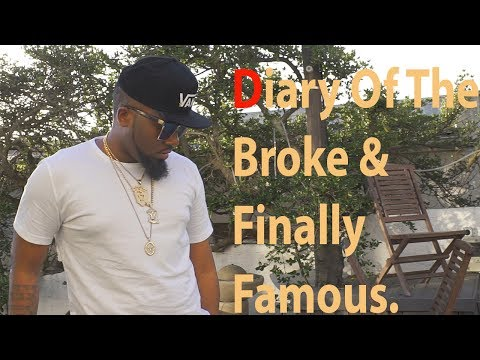 ICE PRINCE -- DIARY OF THE BROKE AND FINALLY FAMOUS