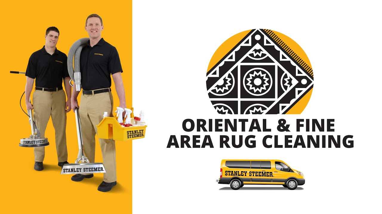 Area Rug Cleaning | Stanley Steemer