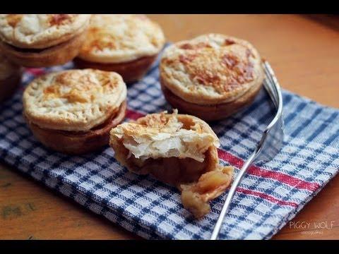 Easy Mini Apple Pies - YouTube