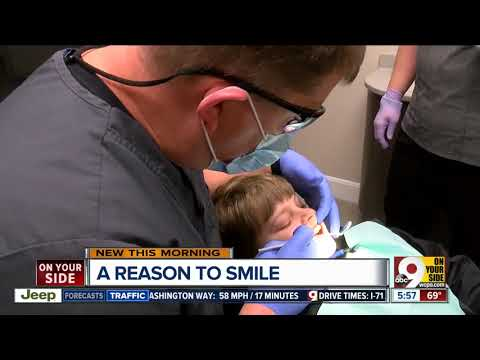 Amelia dentist sees underprivileged kids for free once a year