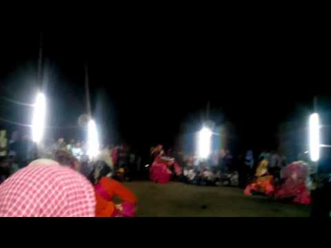 Dhananjay Mahato of chhau dance...