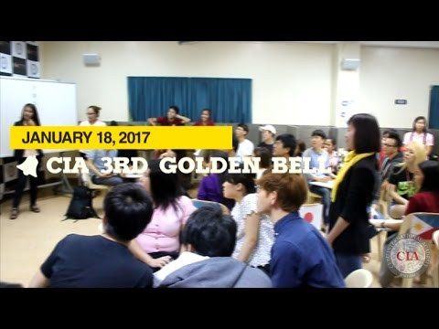(English School in Cebu, Philippines ) Cebu International Academy - Golden Bell Season 3