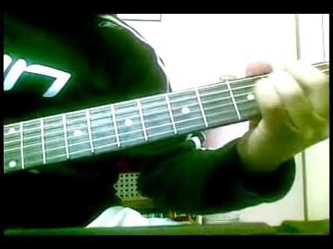 learn TERI YAADEIN (LOVE STORY) on guitar