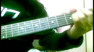 learn TERI YAADEIN (LOVE STORY) on guitar